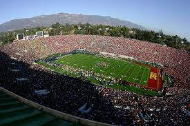 Rose Bowl - the only Pasadena icon I know