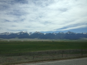 Woohoo!  Made it to Colorado!