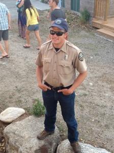 Sam Jordan, River Ranger