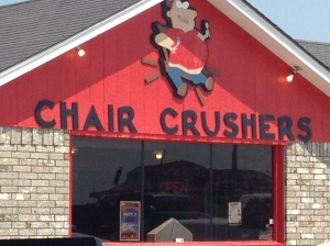 This is a real restaurant in Arkansas