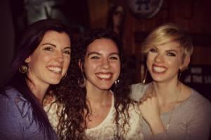 Sweet Siegel girls!